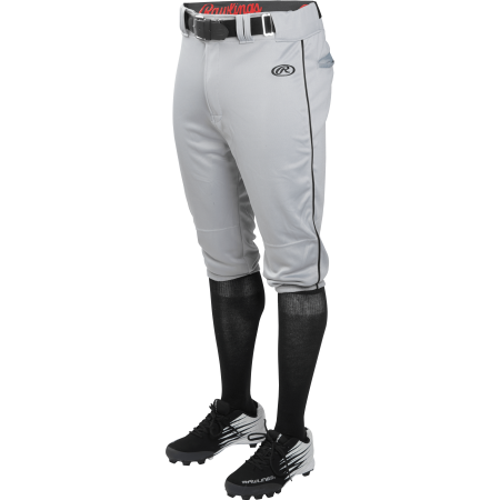 Rawlings Youth Launch Knicker Piped Baseball Pant