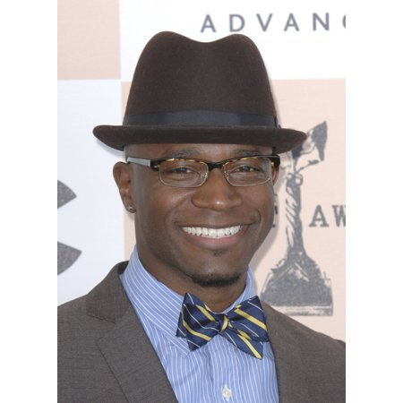 Taye Diggs At Arrivals For 2011 Film Independent Spirit Awards   Arrivals On The Beach Santa Monica Ca February 26 2011 Photo By Elizabeth Goodenougheverett Collection Photo Print