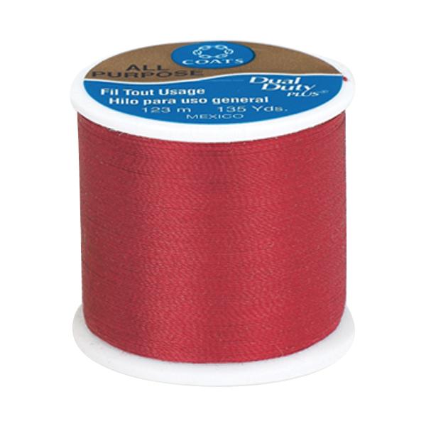 Coats & Clark Dual Duty All Purpose Thread, 135 yds