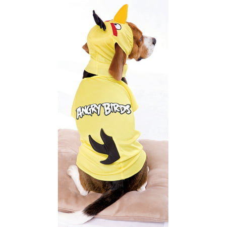Angry Birds Yellow Bird Pet Costume by Paper Magic Group 6748347](Paper Magic Group Halloween)