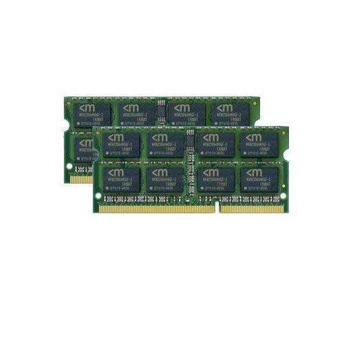 Mushkin Memory Essentials 8GB (2x4GB) DDR3 SODIMM PC3-850...
