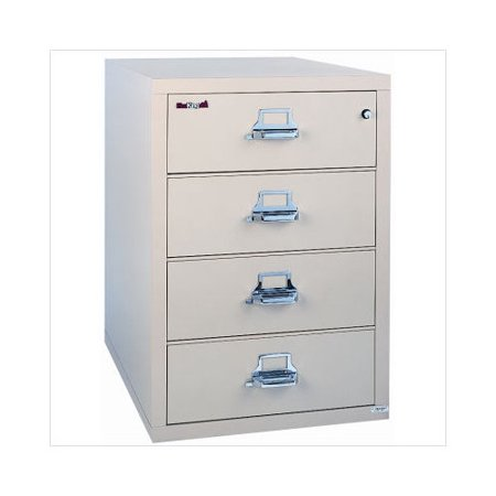 Fireking Fire Fireproof 4 Drawer Vertical File 3914 Product Photo