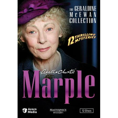 Agatha Christie: Marple (DVD) - Halloween Party Agatha Christie Movie
