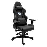 Xpression Gaming Chair with University of Kentucky Wildcats Logo Panel