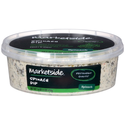 Marketside Spinach Dip, 16 oz