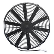 SPAL 16 in 1298 CFM Low Profile Electric Cooling Fan P/N 33600