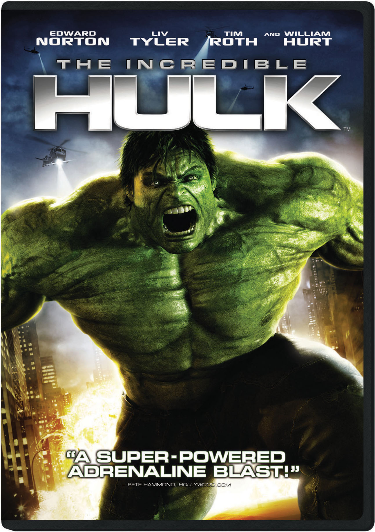 The Incredible Hulk (DVD) by Universal Studios Home Video