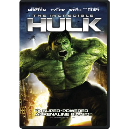 The Incredible Hulk (DVD) - The Hulk Drink