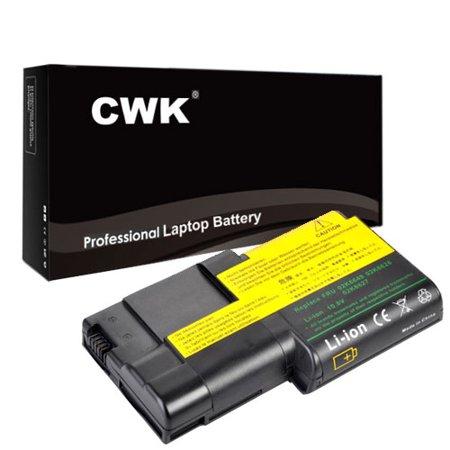 02k6649 Battery - CWK Long Life Replacement Laptop Notebook Battery for IBM Lenovo ThinkPad 2647 02K6649 02K6857 02K7025 02K7026 02K7027 02K7028 02K7029 02K7030 02K7032 08K8026 02K7030 02K7029