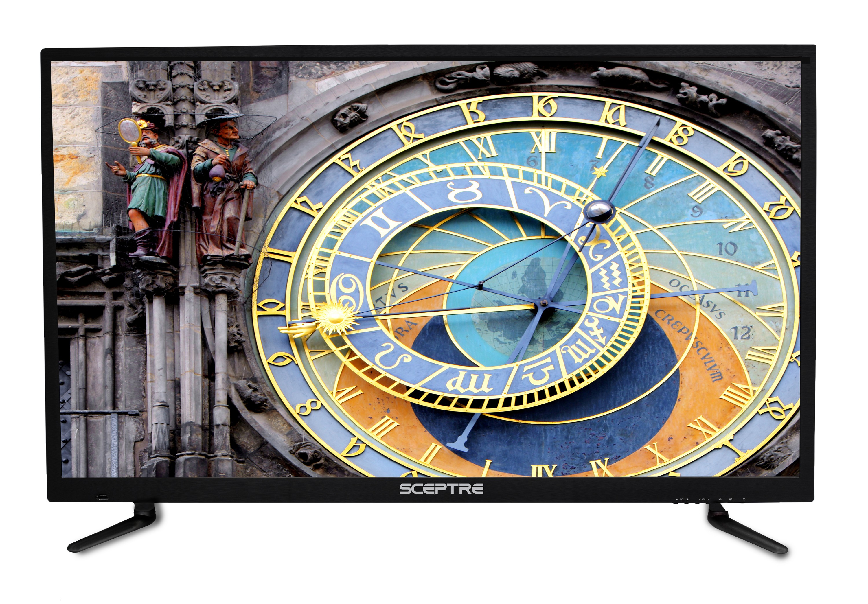 "Sceptre 39"" 4K Ultra HD, LED TV 2160p, 60Hz (U400CV-U) by Sceptre"