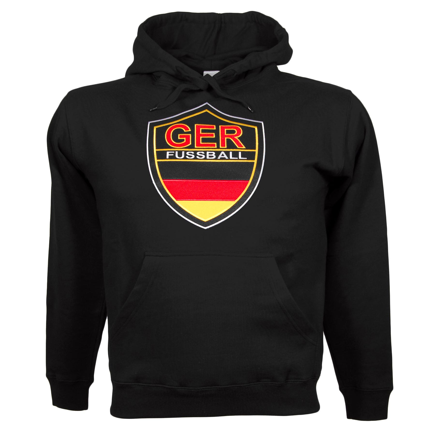Germany 2014 FIFA World Cup Twill Logo Hoody