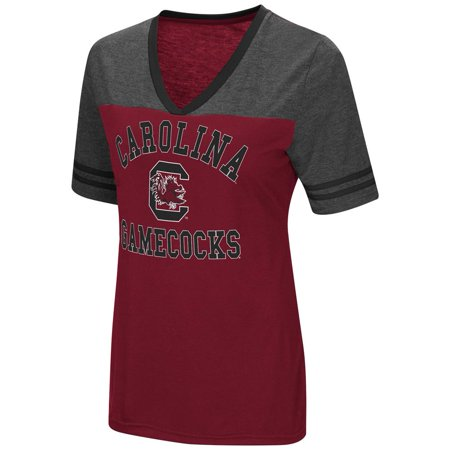 South Carolina Gamecocks Soccer (South Carolina Gamecocks Women's S/S Tee Colosseum Short Sleeve)