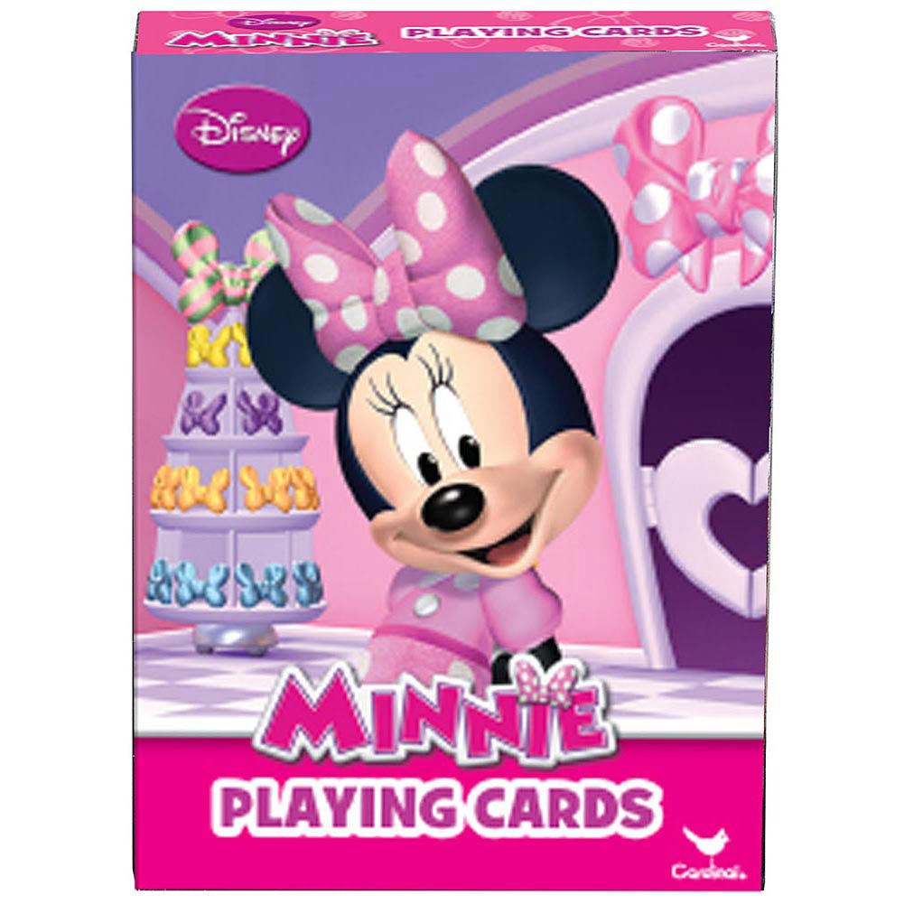 Minnie Mouse Playing Card Deck