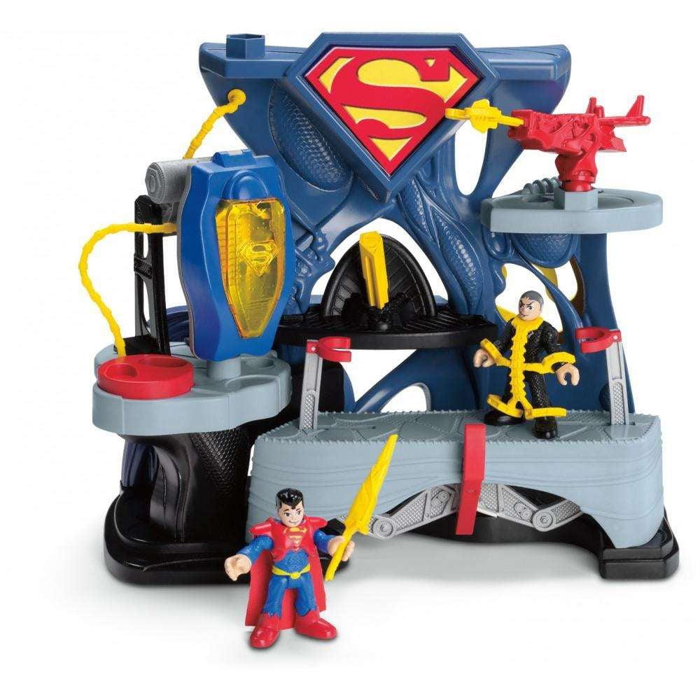 Imaginext DC Super Friends Superman Play Set