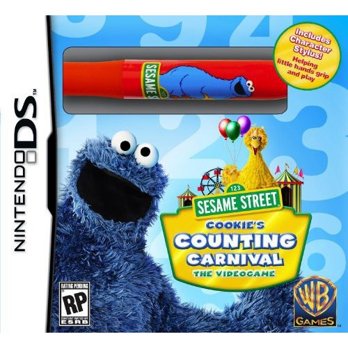 Sesame Street: Cookie's Counting Carnival (DS)
