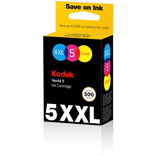 Kodak Verite 5 XXL Color Ink Cartridge