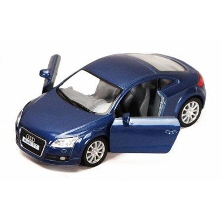 2008 Audi TT Coupe, Blue - Kinsmart 5335D - 1/32 scale Diecast Model Toy Car (Brand New, but NOT IN (Blue Audi Tt Coupe)