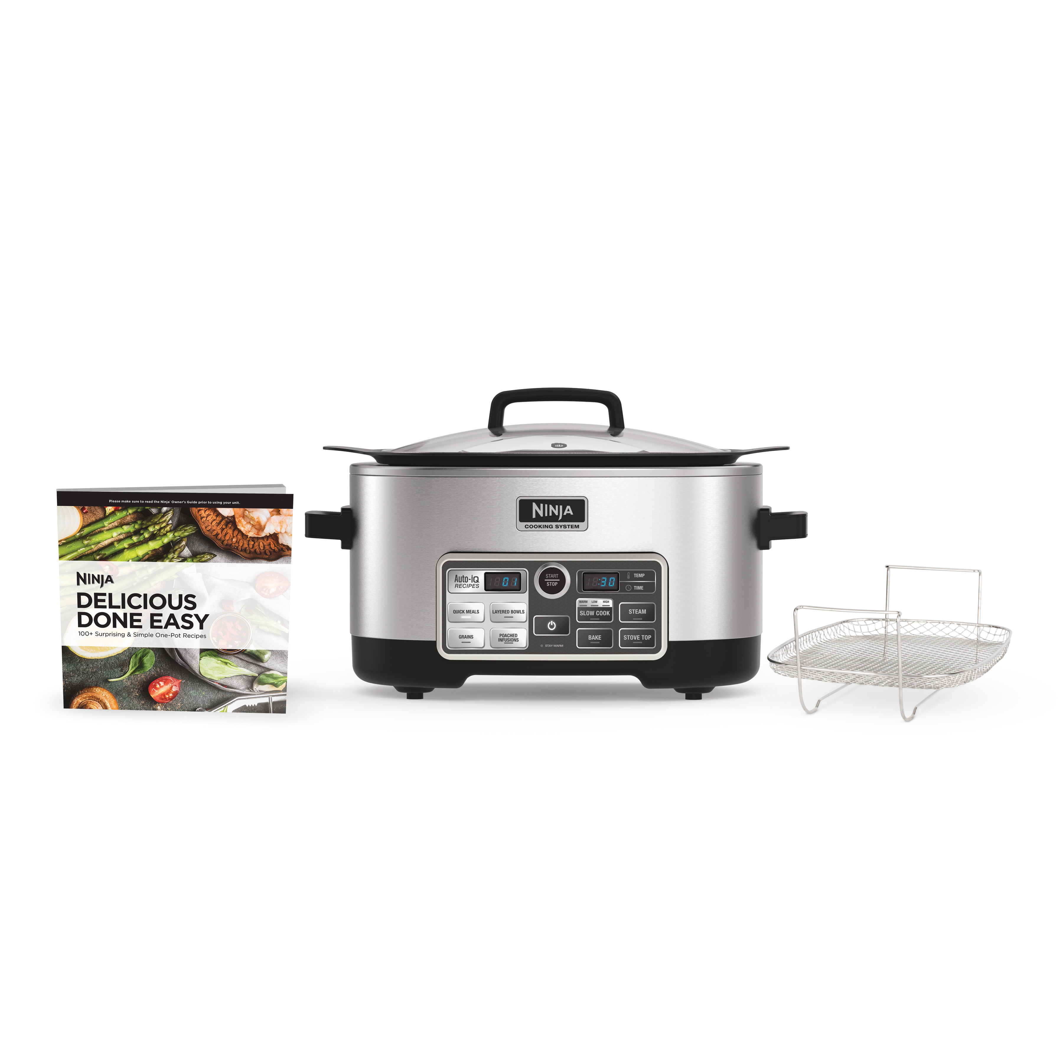 Ninja Cooking System with Auto-iQ CS960