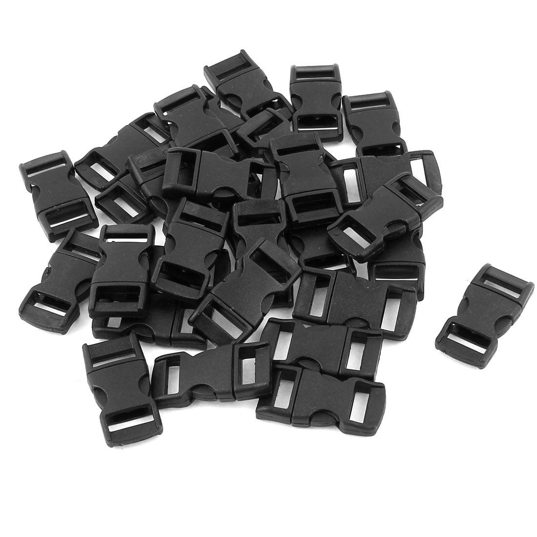 Plastique 10mm Courroies De Sangle Boucle De D 233 Gagement