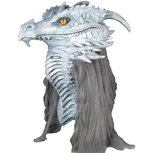 Premier Ancient Dragon Mask Adult Halloween Accessory