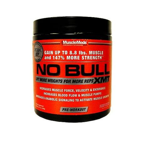 MuscleMeds NO XMT BULL - Fruit Punch 230 g