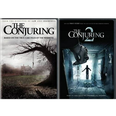 Image result for the conjuring 1 and 2