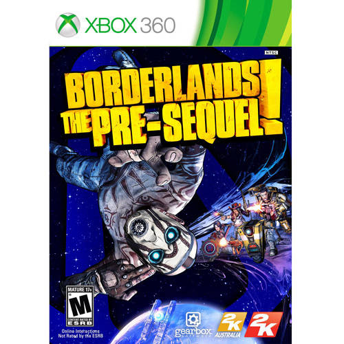 Borderlands Pre-Sequel (Pre-Owned), 2K, Xbox 360, 886162530100