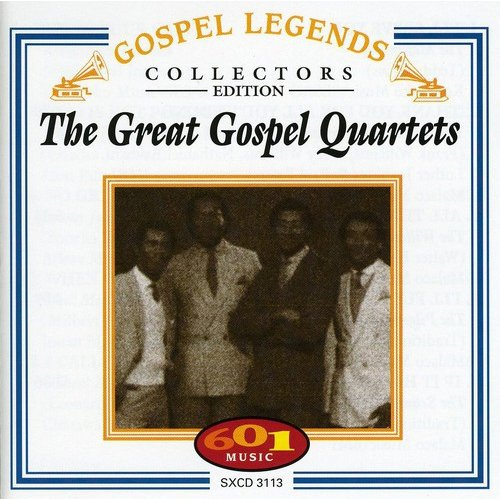 Great Gospel Quartets / Various