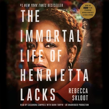 The Immortal Life of Henrietta Lacks - Audiobook