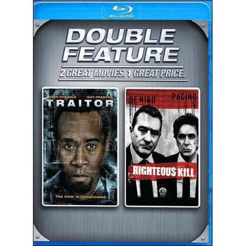 Righteous Kill / Traitor (Blu-ray) (Widescreen)