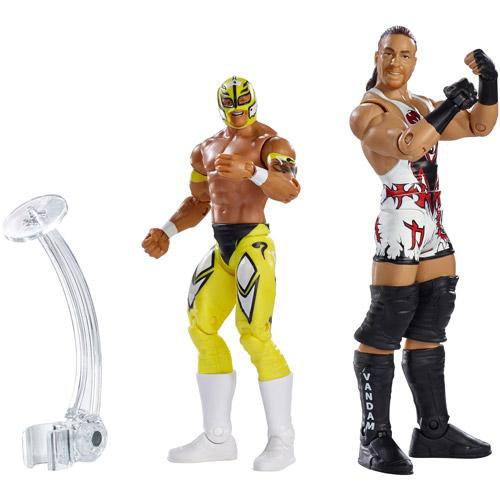 WWE Battle Pack Rob Van Dam/Rey Mysterio