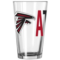 Atlanta Falcons 16oz. Overtime Pint Glass