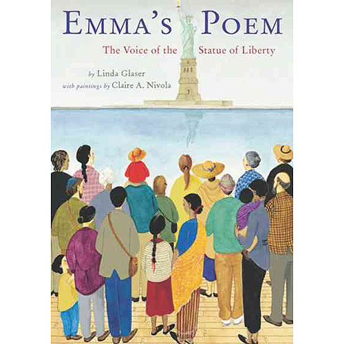 Emma's Poem: The Voice of the Statue of Liberty