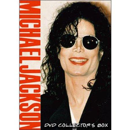 Michael Jackson Dvd Collectors Box