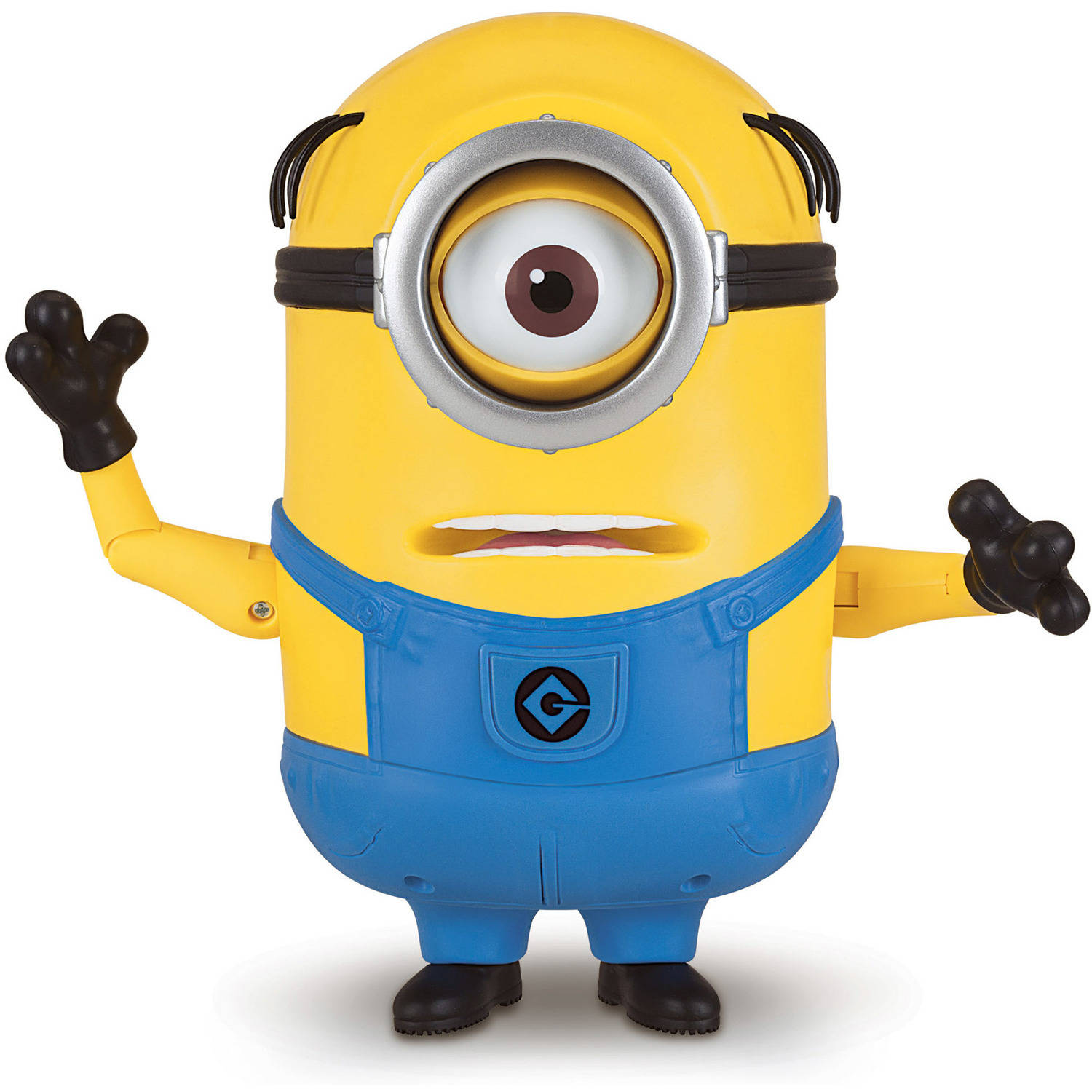 Despicable Me 3 Talking Action Figure Minion Mel by Thinkway Toys