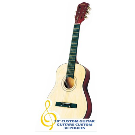 "Ready Ace 30"" Student Guitar, Natural"