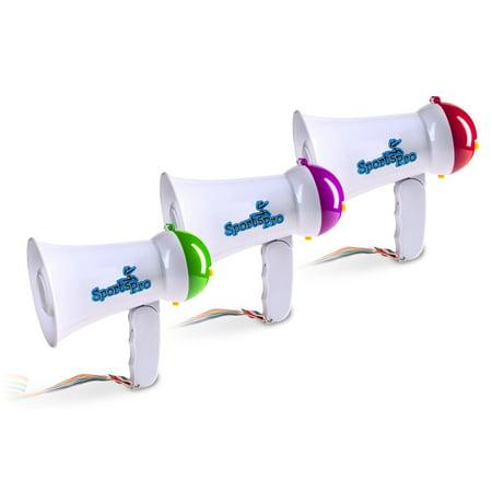 10w Megaphone (Kids Fun Megaphone 10W Bullhorn/Megaphone with Siren )