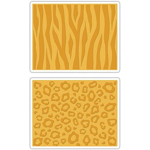 Sizzix 656501 Sizzix Textured Impressions Embossing Folders