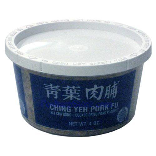 Ching Yeh Pork Fu 4 Oz by
