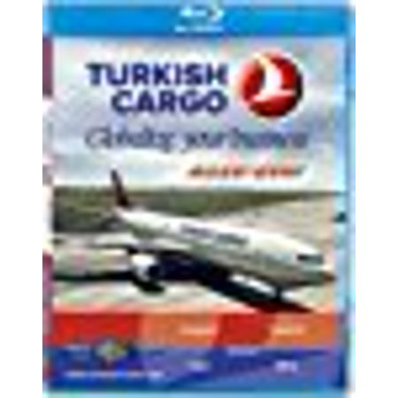 Turkish Airlines Airbus A330f  Blu Ray