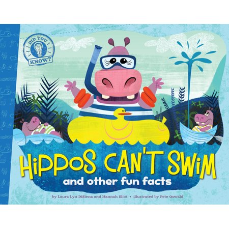 Hippos Can't Swim : and other fun facts](Halloween Fun Food Facts)
