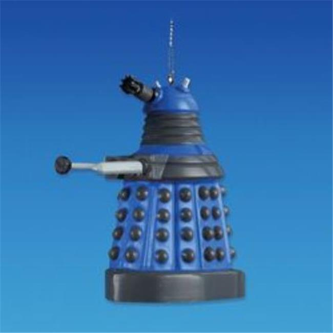 Kurtadler 1912445 Doctor Who Blue Dalek Robot Ornament - ...