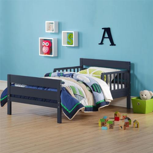 Dorel Asia Baby Relax Cruz Graphite Blue Toddler Bed