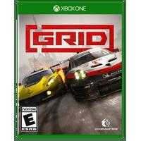 GRID, Deep Silver, Xbox One, 816819016961