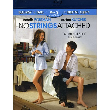 No Strings Attached (Blu-ray + DVD + Digital (Natalie Portman No Strings Attached Hot Scenes)
