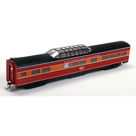 athearn ho scale streamlined passenger dome car southern pacific sp 3605. Black Bedroom Furniture Sets. Home Design Ideas