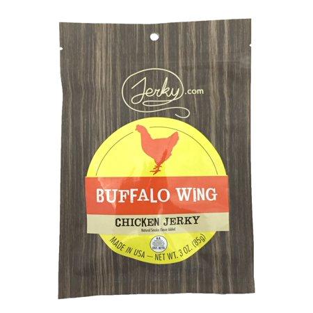 All-Natural Chicken Jerky - Buffalo Wing