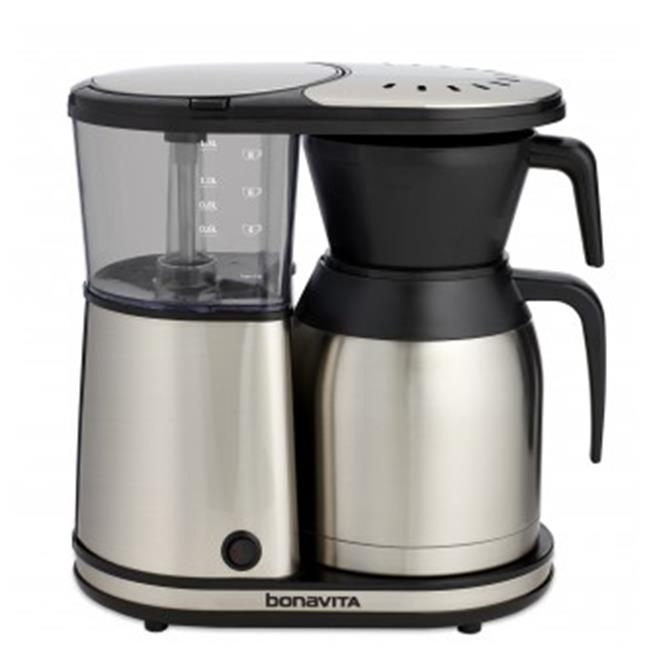 Espresso Supply BV1900TS Bonavita 8-cup Stainless Steel Carafe Coffee Brewer