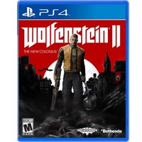 Wolfenstein II: The New Colossus, Bethesda, PlayStation 4, REFURBISHED/PREOWNED