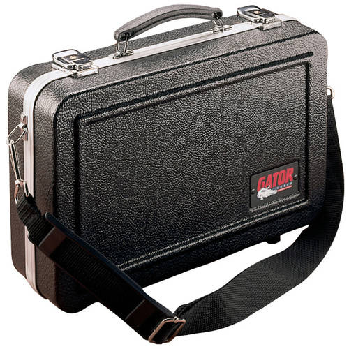 Gator Deluxe Molded Case for Clarinets by Gator